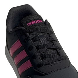 Adidas Vs Switch 2 K Jr G25920 shoes black 3