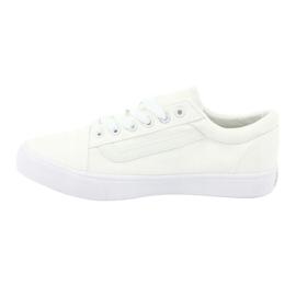 AlaVans Atletico 18081 tied sneakers white 2