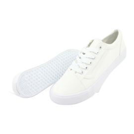 AlaVans Atletico 18081 tied sneakers white 3