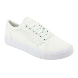 AlaVans Atletico 18081 tied sneakers white 1