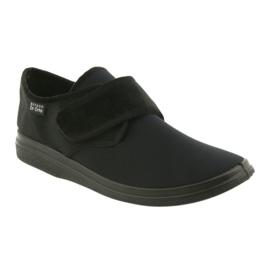 Befado men's shoes pu 036M006 black 2