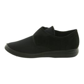 Befado men's shoes pu 036M006 black 3
