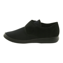 Befado men's shoes pu 036M006 black 3