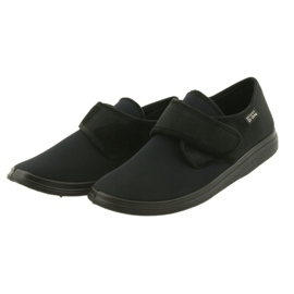 Befado men's shoes pu 036M006 black 4