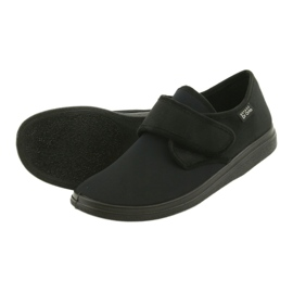 Befado men's shoes pu 036M006 black 5