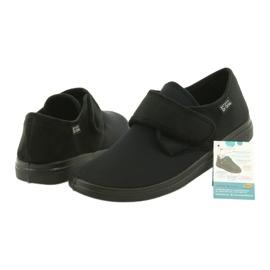 Befado men's shoes pu 036M006 black 6