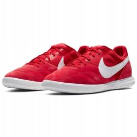 Indoor shoes Nike Premier Sala Ic M AV3153-611 red black 1