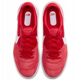 Indoor shoes Nike Premier Sala Ic M AV3153-611 red black 3