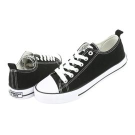 Black American Club LH04 sneakers 4