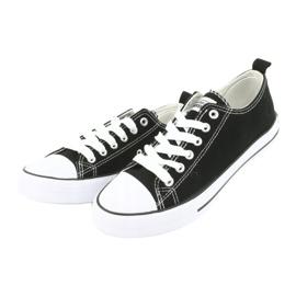 Black American Club LH04 sneakers 3