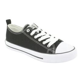 Black American Club LH04 sneakers 1