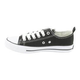 Black American Club LH04 sneakers 2
