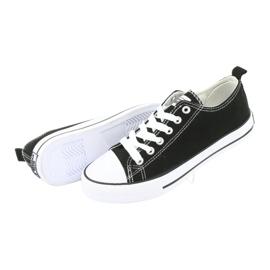 Black American Club LH04 sneakers 5