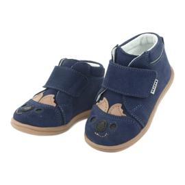 Panda Bartek 71150 velcro boots navy 3