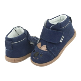 Panda Bartek 71150 velcro boots navy 4
