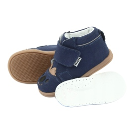 Panda Bartek 71150 velcro boots navy 5