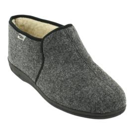 Befado men's shoes 730M045 grey 2