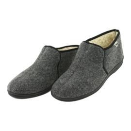 Befado men's shoes 730M045 grey 4