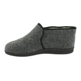 Befado men's shoes 730M045 grey 3