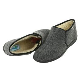 Befado men's shoes 730M045 grey 5