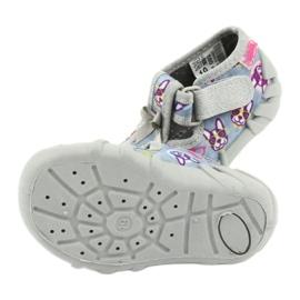 Befado children's shoes 190P093 blue grey multicolored 6