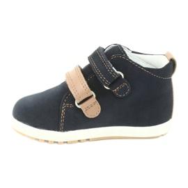Preventive boys' shoes Bartek 11773 navy 2