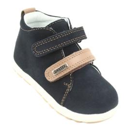 Preventive boys' shoes Bartek 11773 navy 1