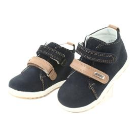 Preventive boys' shoes Bartek 11773 navy 3
