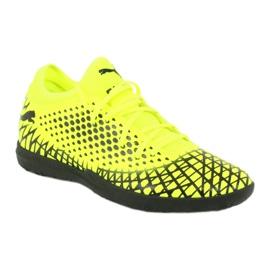 Puma Future 4.4 Tt M 105690 03 football shoes yellow 1