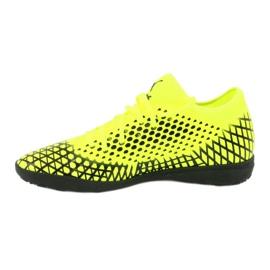 Puma Future 4.4 Tt M 105690 03 football shoes yellow 2