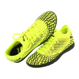 Puma Future 4.4 Tt M 105690 03 football shoes yellow 6