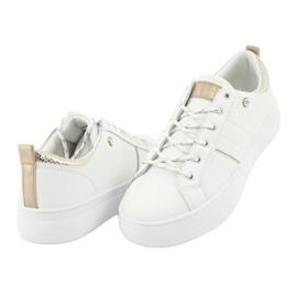 American Club RH09 white sports sneakers 4