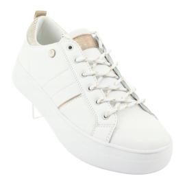 American Club RH09 white sports sneakers 2