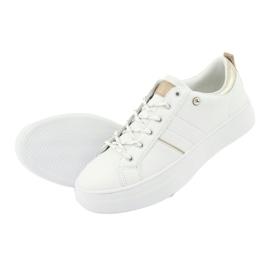 American Club RH09 white sports sneakers 5