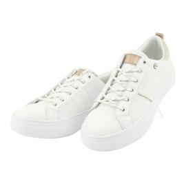 American Club RH09 white sports sneakers 3