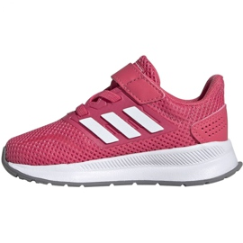 Adidas Runfalcon I Jr EG2227 shoes pink 2