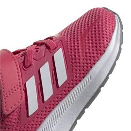 Adidas Runfalcon I Jr EG2227 shoes pink 3