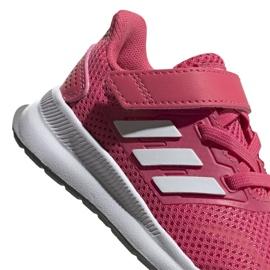 Adidas Runfalcon I Jr EG2227 shoes pink 4