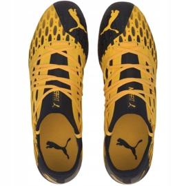 Puma Future 5.3 Netfit Fg Ag M 105756 03 football shoes yellow yellow 1
