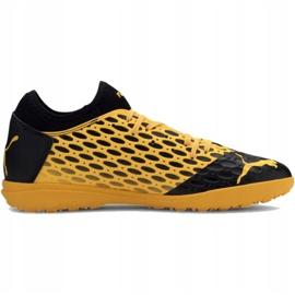 Puma Future 5.4 Tt M 105803 03 football shoes yellow yellow 2