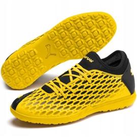 Puma Future 5.4 Tt M 105803 03 football shoes yellow yellow 3