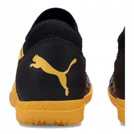 Puma Future 5.4 Tt M 105803 03 football shoes yellow yellow 4