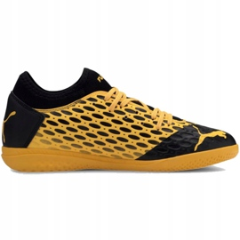 Puma Future 5.4 It M 105804 03 indoor shoes yellow yellow 2