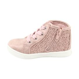 American Club girls' sports shoes GC17 pink 2