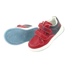American Club GC18 Velcro Sports Shoes red navy 5