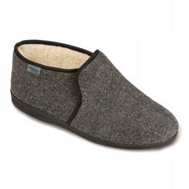 Befado men's shoes 730M045 grey 1