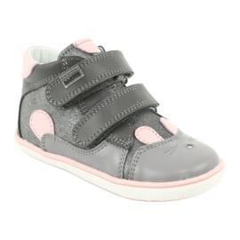 Velcro hooks rabbit Bartek 11702 pink grey 1