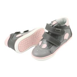 Velcro hooks rabbit Bartek 11702 pink grey 5