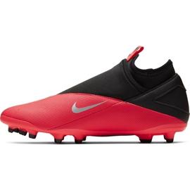 Nike Phantom Vsn 2 Club DF / MG M CD4159-606 football shoes red red 2