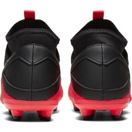 Nike Phantom Vsn 2 Club DF / MG M CD4159-606 football shoes red red 4
